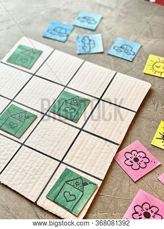 Childrens Sudoku Game Childrens Craft, Drawn By A Child, .