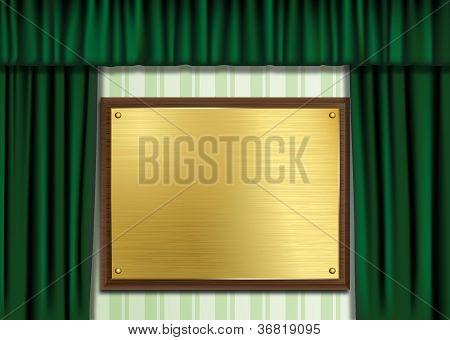 Ceremonial Plaque