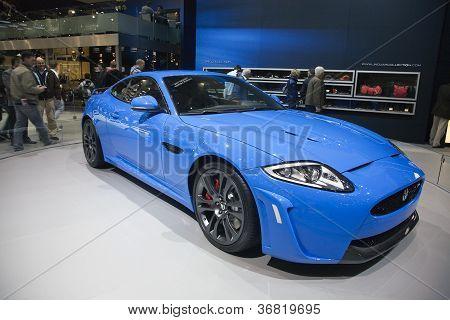 Jaguar Xkr-s2