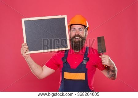 Best Offer Here. Renovation Company Services. Professional Plasterer. Skillful Plasterer. Bearded Ma