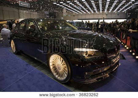 BMW Alpina Bi-Turbo All Road