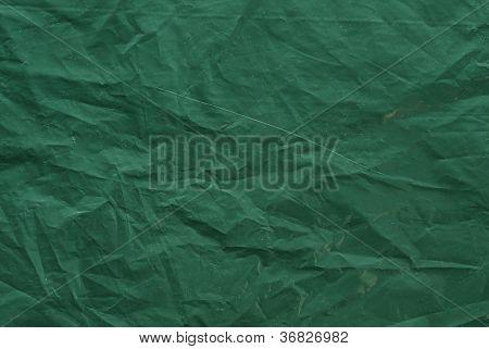 Textured Dark Green Background