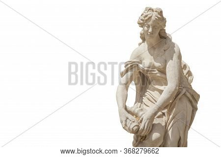 The Goddess Of Love And Beauty In Greek Mythology, Aphrodite (venus In Roman Mythology) Fragment Of