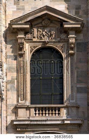 Window In The Milano Dome