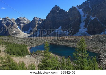Eiffel Lake Canadian Rockies