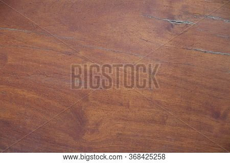 Brown Color Wood Background And Texture Nature