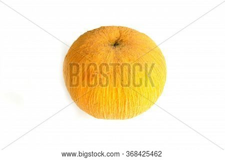 Santol Fruit Isolated On A White Background