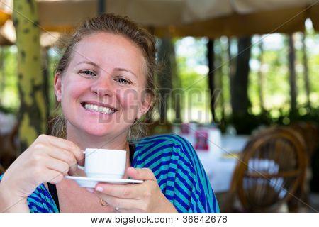 I'm Happier With My Turkish Coffee