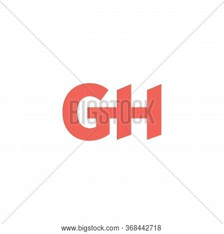 Gh G H Logo Vector And Templates,marketing, Minimalist