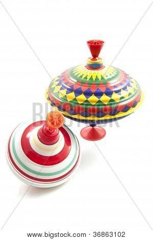Colorful Spinners