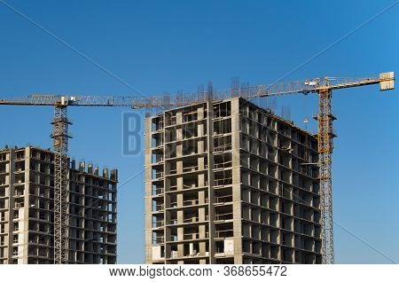 Apartments, Background, Build, Building Construction, Business, City, Civil Engineer, Concrete, Cons