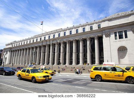 James A. Farley Post Office Building
