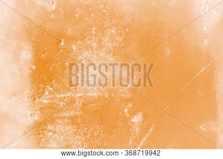 Patchy Brown Bronze Color Gradient Texture Metal Background, Toned