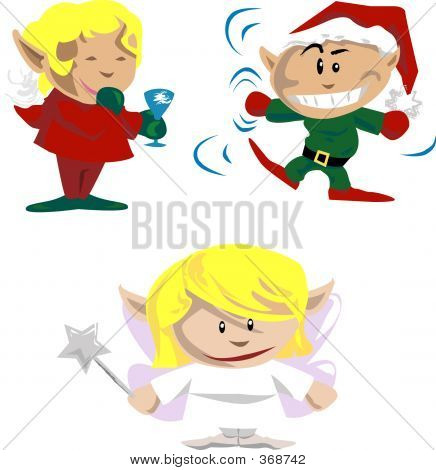 Elves And Pixies 2