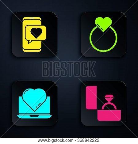 Set Diamond Engagement Ring, Online Dating App And Chat, Online Dating App And Chat And Wedding Ring