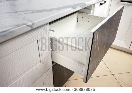 Kitchen Cabinet Door Drawer With Soft Quiet Closer Damper Buffers Cushion, Solution To Slow Down Clo