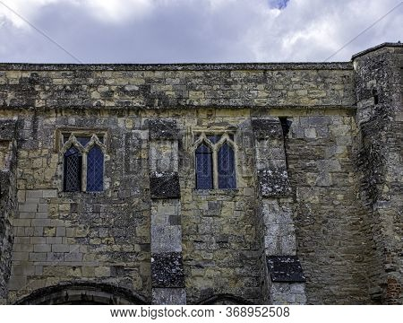 Chichester, West Sussex, Uk - July 14: Canon Gate - Vintage Architecture Of Chichester On 14 July 20