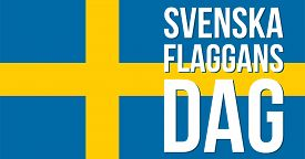 Happy National Holiday Of Freedom Of Sweden