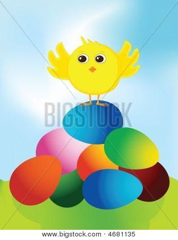 Easter Chiken