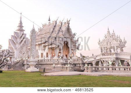 Rong Khun Tempel