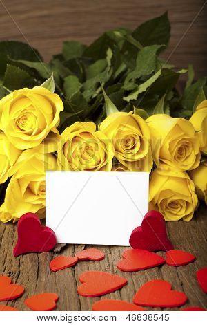 Writable Greeting Card