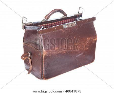 Brown Vintage Valise
