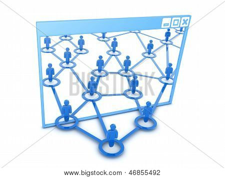 Windows And Social Network