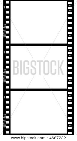 Frames Of Photographic Film ( Seamless)