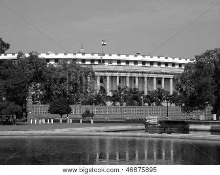 Indian Parliament House