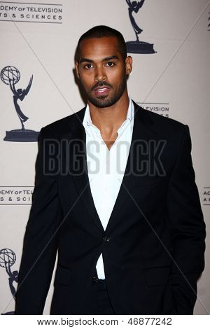 LOS ANGELES - JUN 13:  Lamon Archey arrives at the Daytime Emmy Nominees Reception presented by ATAS at the Montage Beverly Hills on June 13, 2013 in Beverly Hills, CA