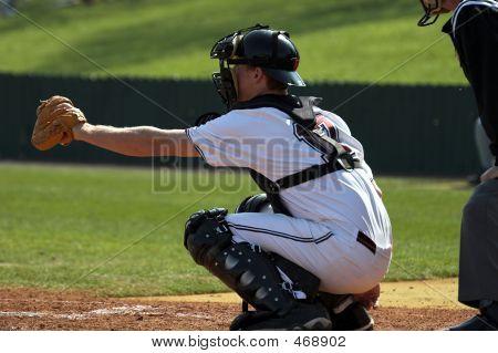 Baseball - Catcher