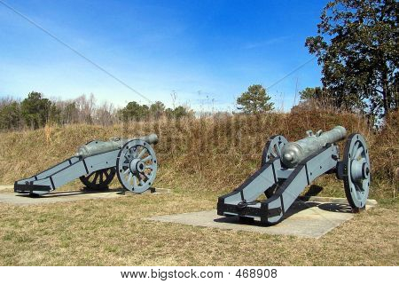 Revolutionary Cannons