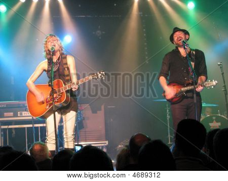 Sugarland Paris Concert #1