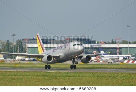 German Wings Airbus A319