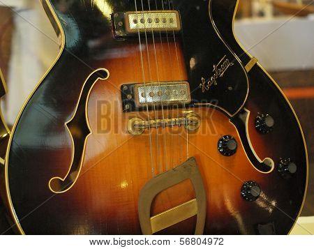 Electric Guitar Used By Elvis Presley