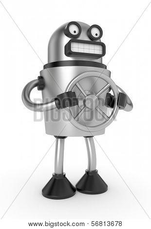 RoboSafe. Security metaphor