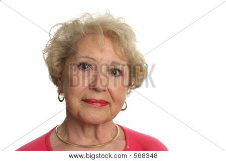 Schöne Senior Woman
