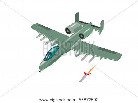 Ground Attack Aircraft