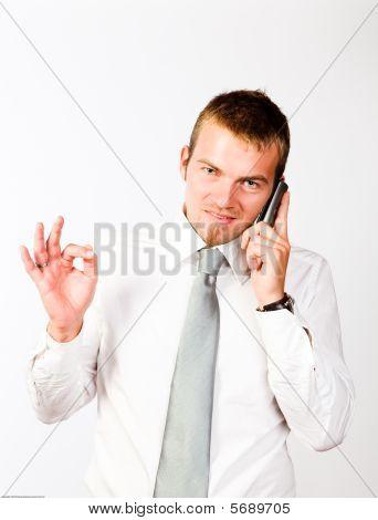 Ok Phone-call
