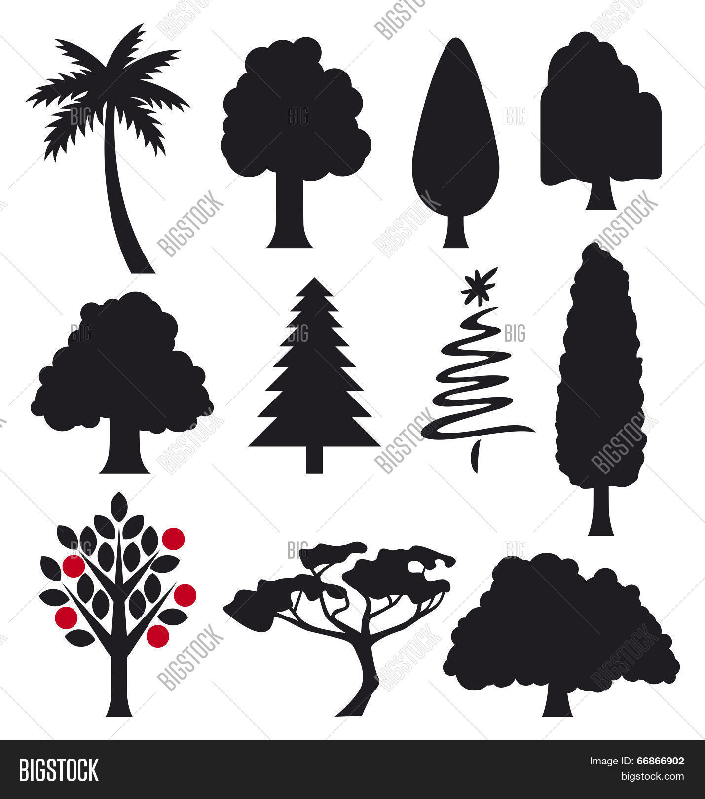 Astounding tree silhouette vector free download photographs