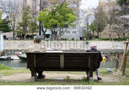 Conflict Of Two Elder Couple