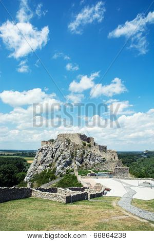 Famous Castle Devin