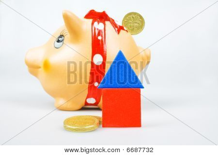 saving for a house