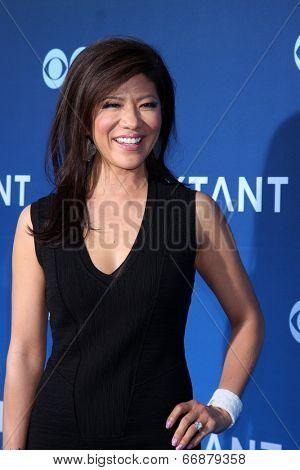 LOS ANGELES - JUN 16:  Julie Chen at the