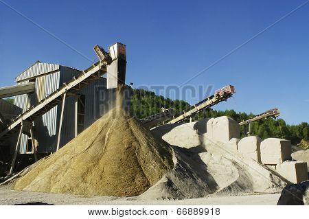 Gravel Pit Operation
