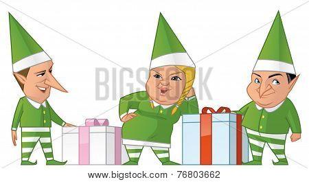 Santa Elfs