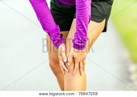 Physical Injury, Running Knee Pain