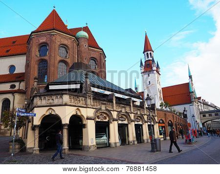 MUNICH, GERMANY- 01 November 2014