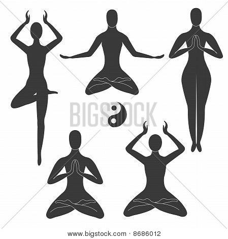 Meditation poses