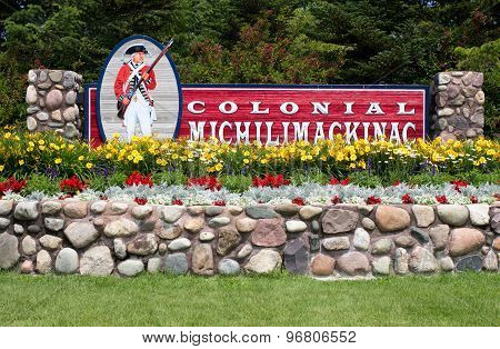 Fort Michimilimackinaw